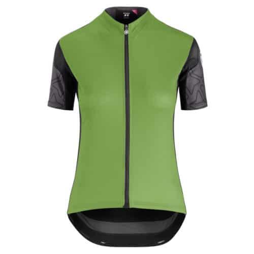 Assos XC short sleeve jersey green