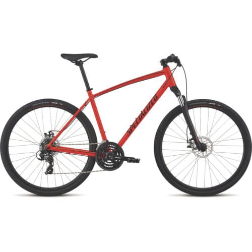 Specialized CrossTrail Mechanical Disc Int