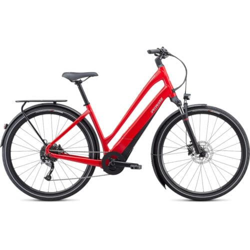 Specialized Turbo Como 3.0 700C NB Elcykel citybike rød