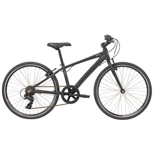 Black Winther R2 Sport 24in 7g Drengecykel