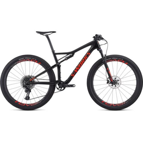 Specialized Mens S-Works Epic Carbon 29 MTB