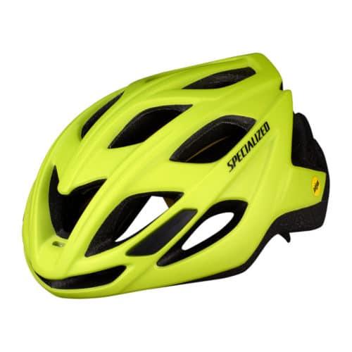 Specialized Chamonix MIPS 2020 Cykelhjelm gul