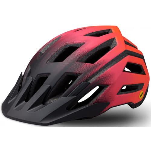 Specialized Tactic 3 MIPS Cykelhjelm sort rød