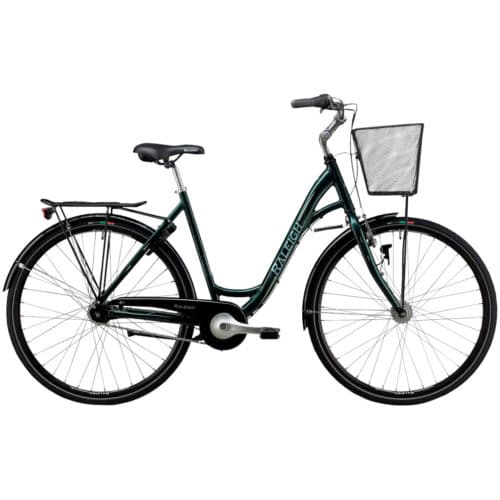 Raleigh Shopping Alu Damecykel
