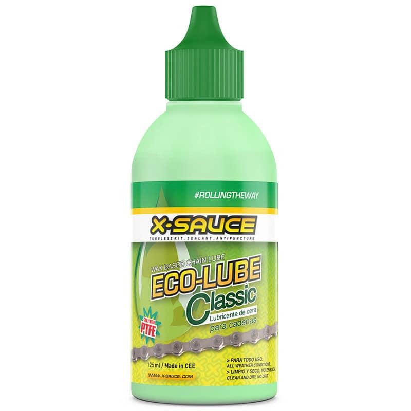 X-Sauce Eco-Lube Wax Based Kædevoks | polish and lubricant