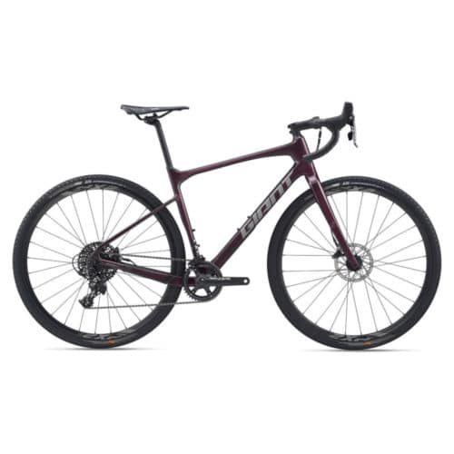Giant Revolt Advanced 1 Gravel-Cross Cykel