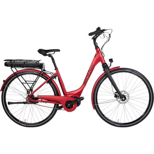 Red Winther Superbe 3 Elcykel