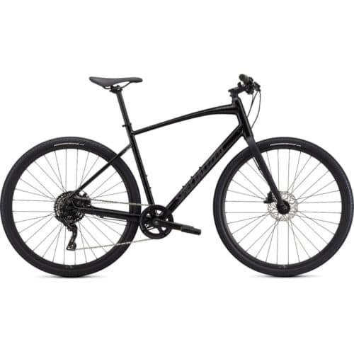 Specialized Sirrus X 2.0 CrossTrail Sort Citybike