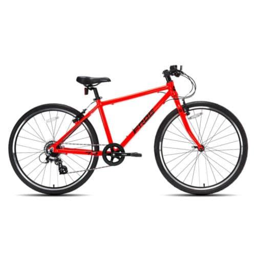 Frog Bike - Frog 73 Børnecykel Rød