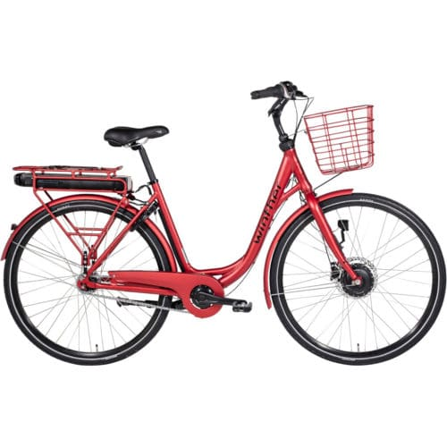 Red Winther Superbe 1 Elcykel