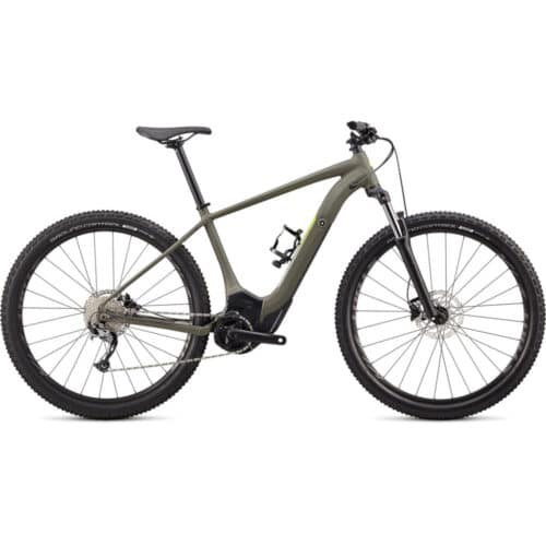 Specialized Turbo Levo Hardtail E-MTB grøn