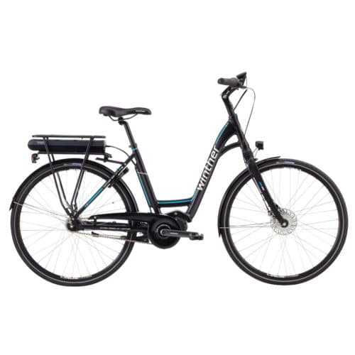 Winther 985 Dame Elcykel
