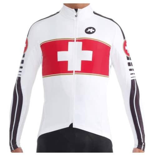 Assos iJ.suisseOlympiakos Cykeltrøje