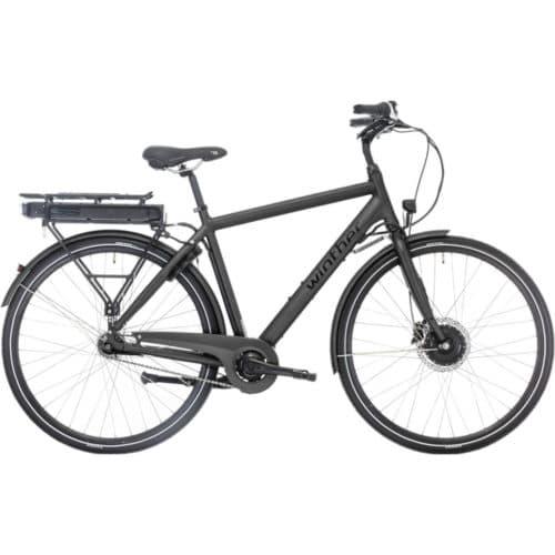 Black Winther Superbe 1 Elcykel
