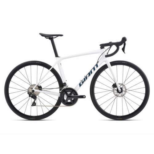 Giant TCR Advanced 2 Disc-Pro Compact hvid