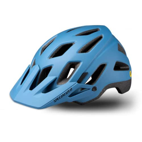 Specialized Ambush Comp cykelhjelm med MIPS og ANGi lyseblå