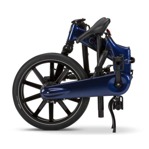 Gocycle GX Blue Elcykel foldecykel