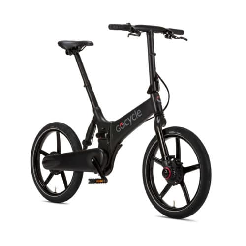 Gocycle GX Matt Black foldecykel