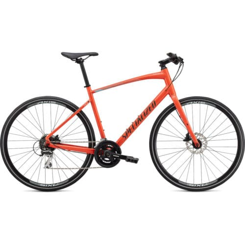 Specialized Sirrus 2.0 Herrecykel orange