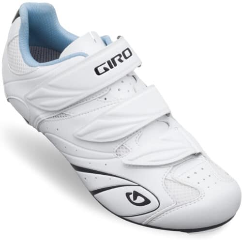 Giro Sante Dame Cykelsko hvid