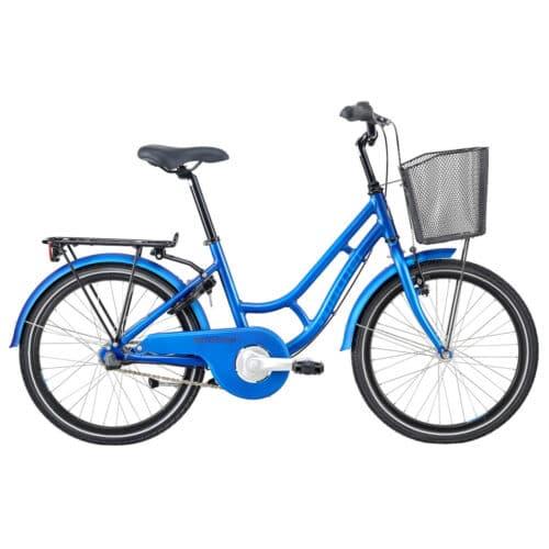 Blue Winther 250 Granny Pigecykel 20 3 Gear