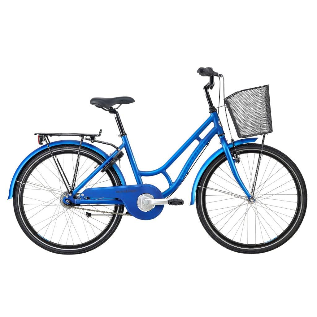 Blue Winther 250 Granny Pigecykel 24″ 7 Gear | børnecykel