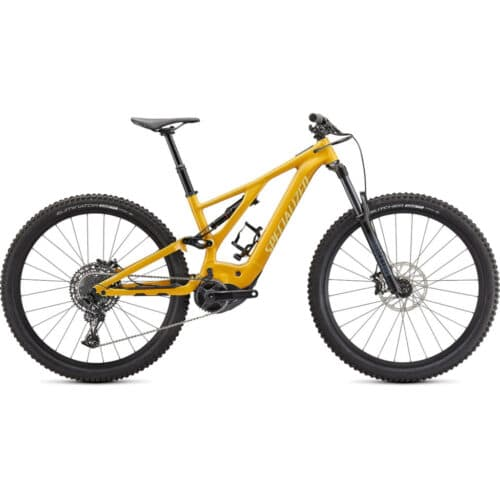 Specialized Turbo Levo 2021 Elcykel gul