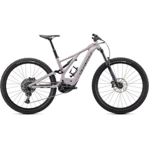 Specialized Turbo Levo 2021 Elcykel hvid