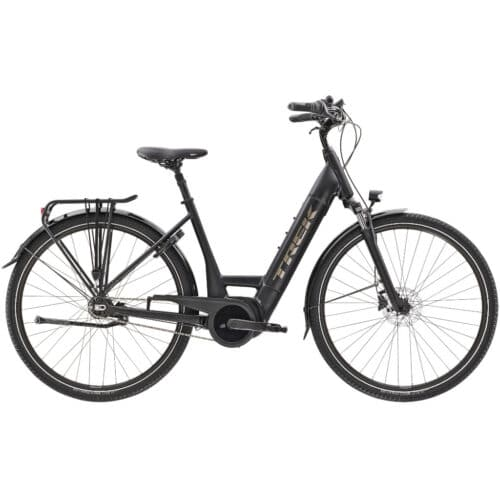 TREK District+ 6C Lowstep Elcykel unisex