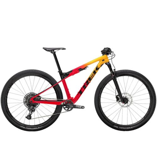 TREK Supercaliber 9.7 Mountainbike full-suspension