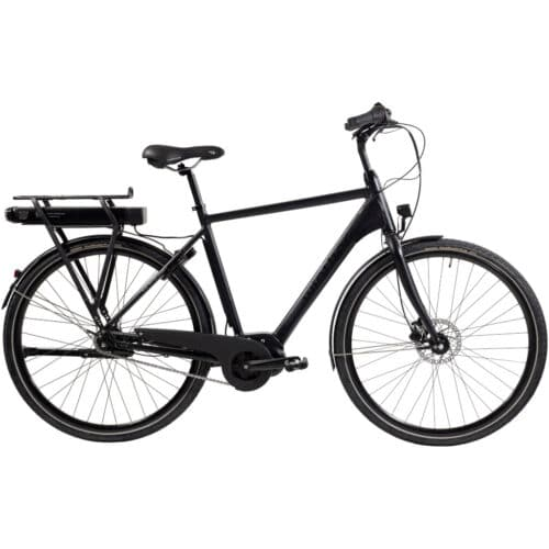 Black Winther Superbe 2 Herre Elcykel