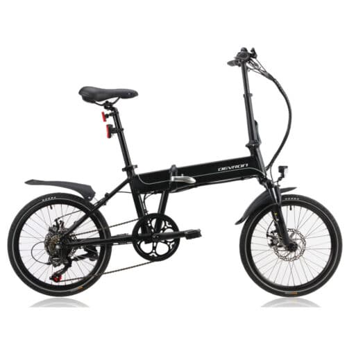 Devron 20201 folding 20inch E-Bike elcykel
