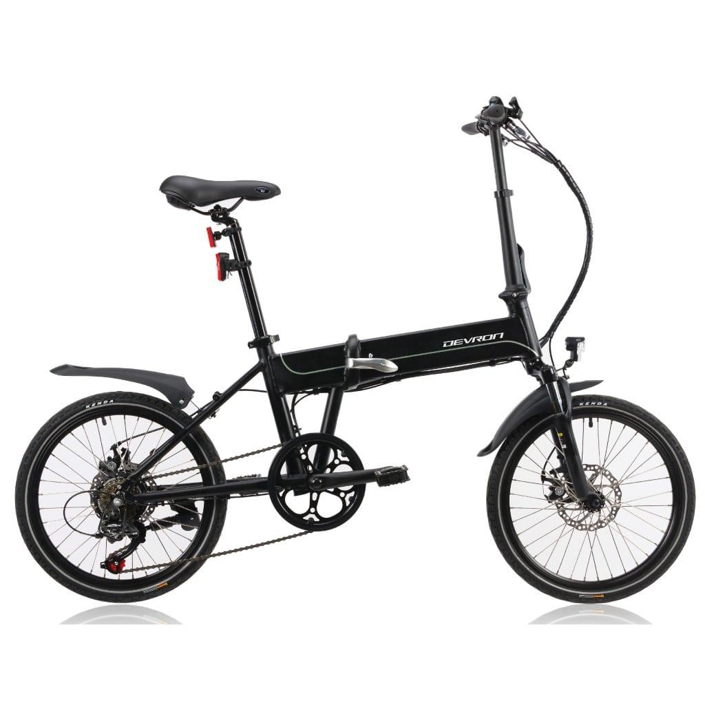 Devron 20201 folding 20″ E-Bike | el-cykel