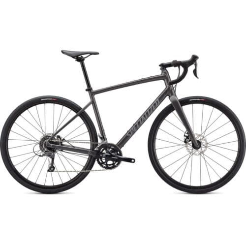 Specialized Diverge Base E5 Gravelbike grå