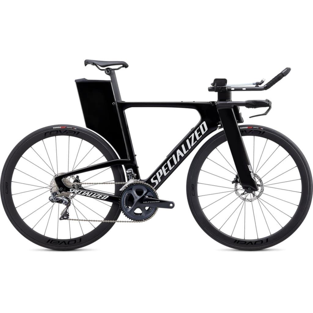 Specialized Shiv Expert Disc 2020 Triatloncykel - Gloss Carbon | triathlon og enkeltstartscykel