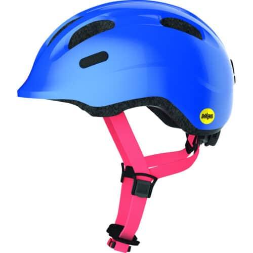 ABUS Smiley 2.1 MIPS Cykelhjelm blå