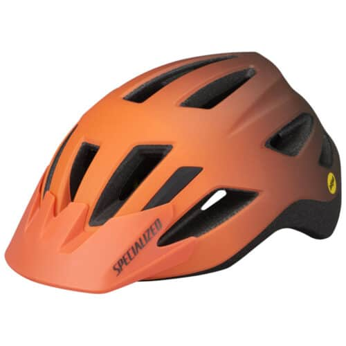 Specialized Shuffle Child LED Cykelhjelm orange