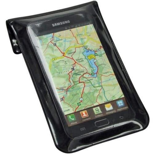 KLICKFIX Phonebag M 9x16cm inkl. Quad Adapter