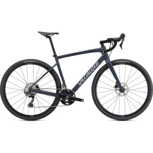 Specialized Diverge Sport Carbon Gravelbike blå