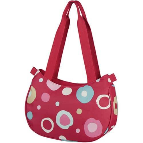 Taske KLICKFIX Rixen & Kaul Style Bag Funky Dots