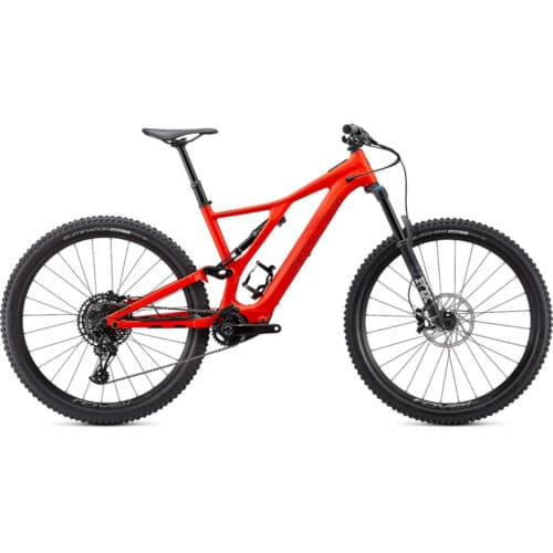 Specialized Levo SL Comp E-MTB elcykel mountainbike rød