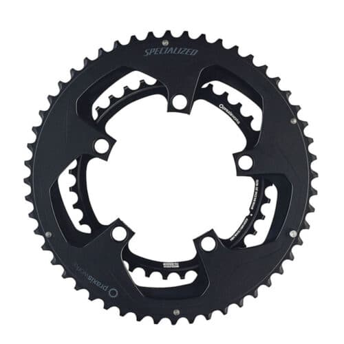 Specialized Praxis Chainring Set Black 110X5034T w/Notch