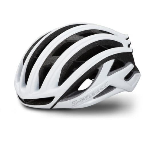 Specialized S-Works Prevail II Vent Cykelhjelm med MIPS og ANGi hvid