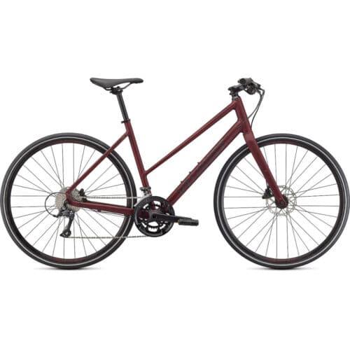 Specialized Sirrus 3.0 Step Through Citybike Damecykel