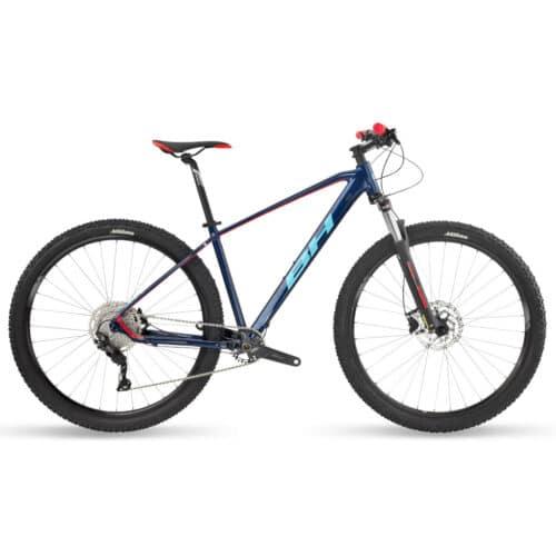 BH Bikes SPIKE 2.5 DEORE Mountainbike 29 blå