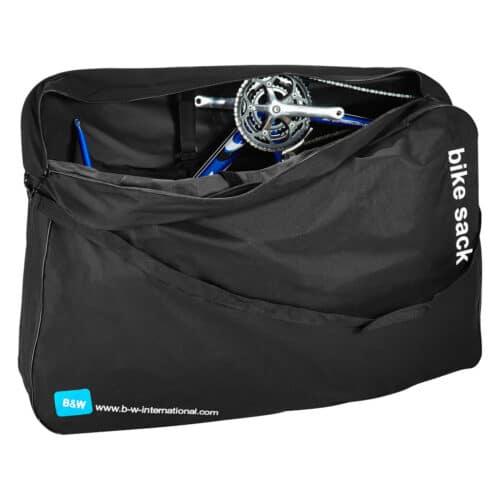 Bikebag B&W Hard softcase kuffert rejsetaske cykeltaske