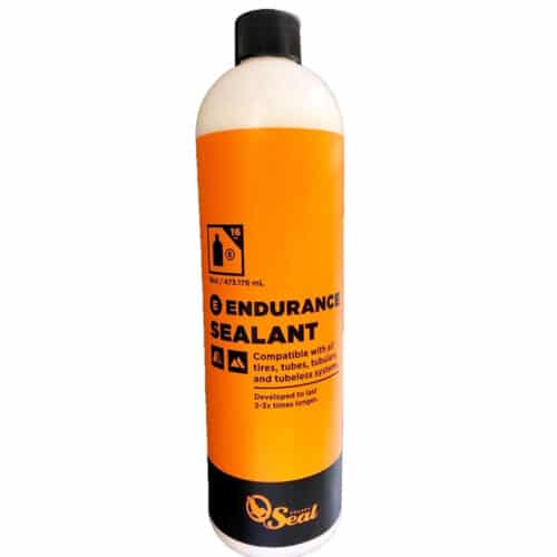 ORANGE SEAL Endurance - Tubeless Dækforsegler Refill 473 ml