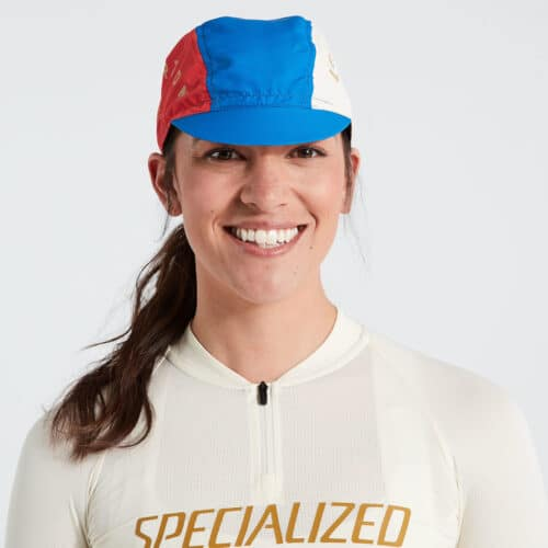 Specialized Deflect UV Cycling Cap - Sagan Collection Disruption front