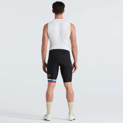 Specialized Herre SL Bib Shorts - Sagan Collection Disruption back