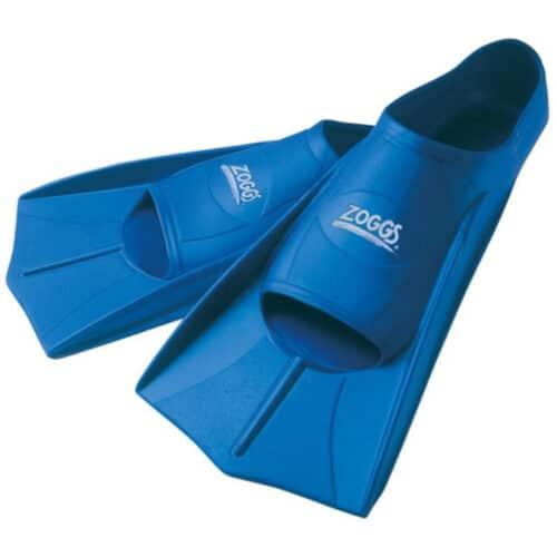 Zoggs Bluefin Silicone Training Finz